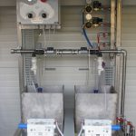 Sistema prelavaggio 2 prodotti con idrominder