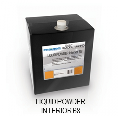 Liquid Powder Interior B8