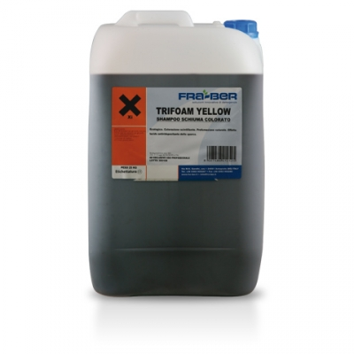 TRI-FOAM YELLOW PROFUMATO