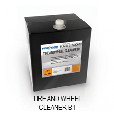 Tire And Wheel Cleaner B1