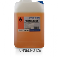 Tunnel no-ice