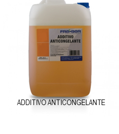 Additivo Anticongelante