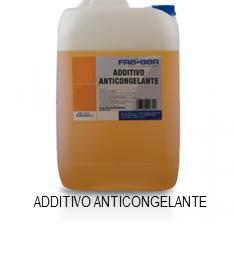 Additivo Anticongelante