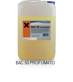 Bac 50 profumato