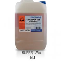 SUPER Lava Teli