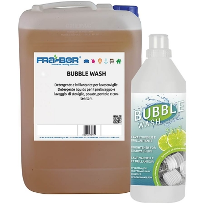 BUBBLE WASH 2