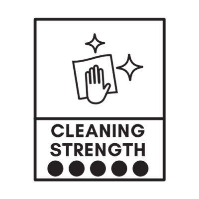 FraBer Icon CleaningStrength