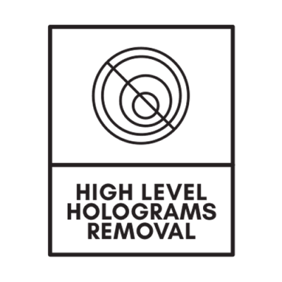 FraBer Icon HighLevelHologramsRemoval