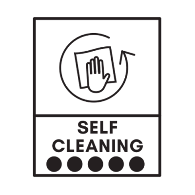 FraBer Icon Selfcleaning